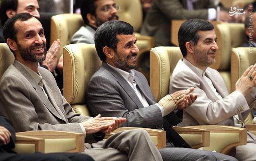 بازخوانی جنجالهای بقایی در دولت نهم و دهم احمدینژاد+تصاویر