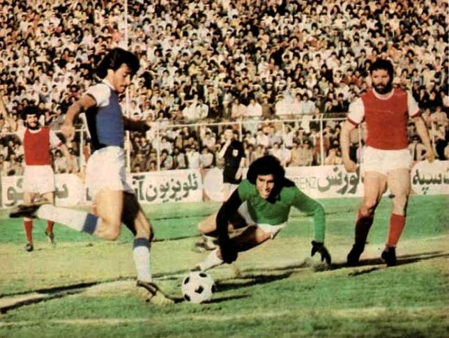 سرخابی ها چگونهمهمترین تیمهای ایران شدند؟