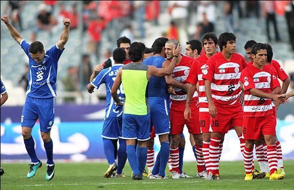 سرخابی ها چگونه مهمترین تیمهای ایران شدند؟