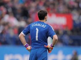 وداع ایکر کاسیاس با رئال مادرید