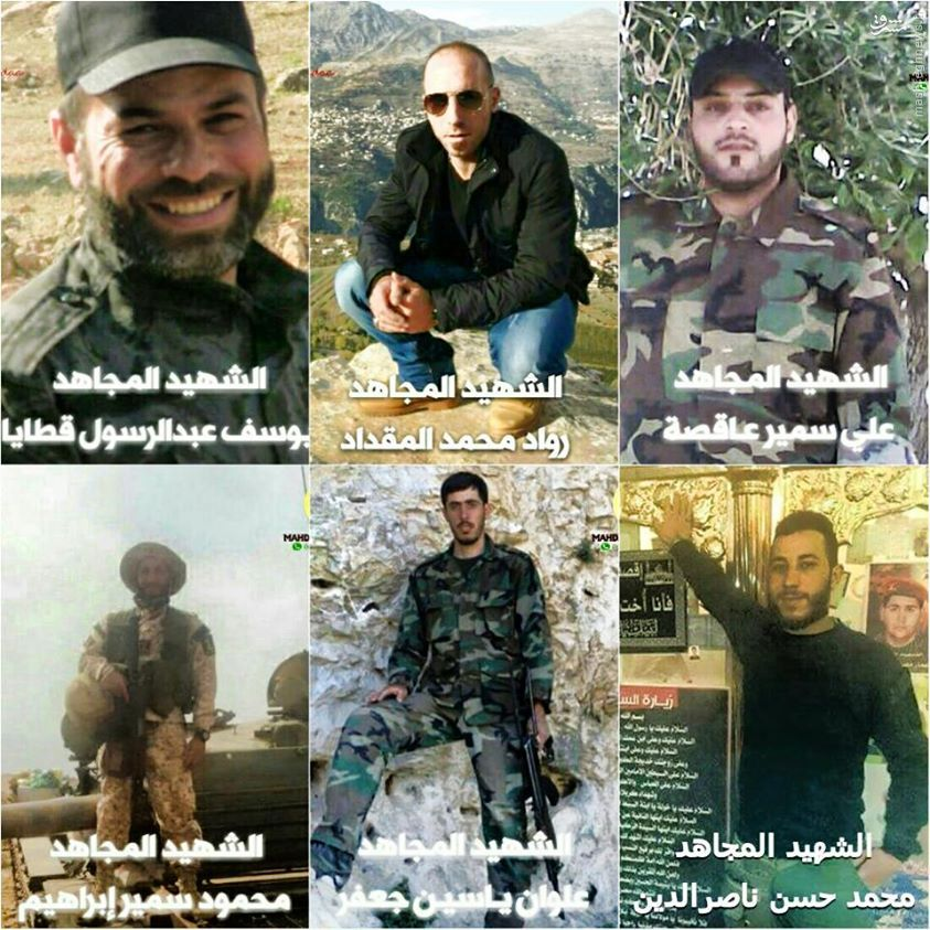 سیطره حزب الله بر 85 درصد القلمون/فرار القاعده به عرسال/آغاز مرحله سوم عملیات پاکسازی مرزی سوریه با لبنان/دهها کشته داعش در کمین حزب الله