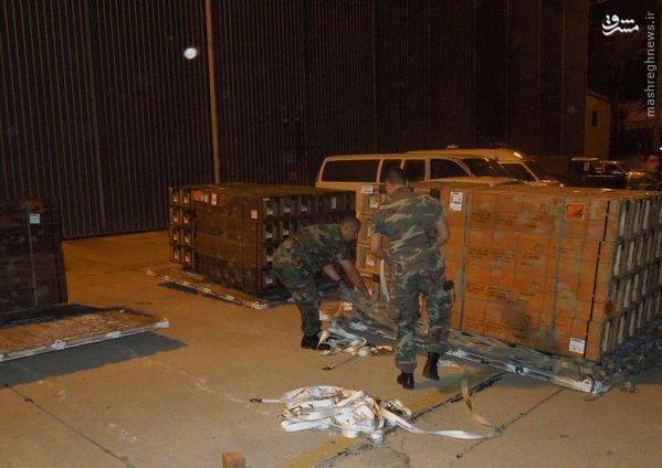 تحویل 200 فروند موشک تاو2 به ارتش لبنان