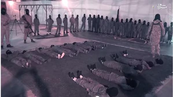 لیگ مبارزه آزاد داعش+تصاویر
