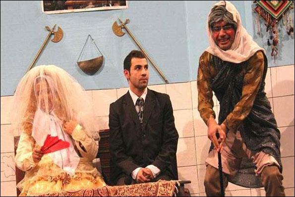 تئاتر آزاد یا آزادی ابتذال در هنر ایران