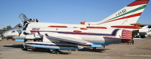سوخوی 22 ؛ هدیه ای از عراق که در ایران پرواز کرد+عکس