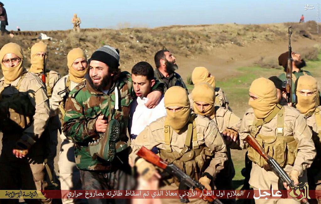 رقابت تنگاتنگ پلیس فدرال آمریکا و داعش در وحشیگری +تصاویر و فیلم