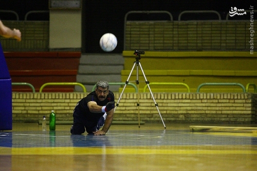 ثبترکورد بسکتبالیست ایرانی در گینس/تصاویر