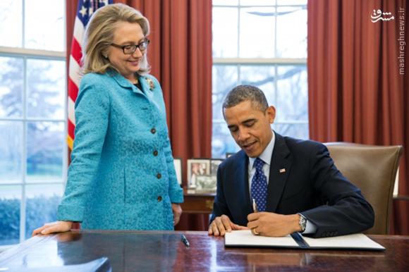 اوباما اصرار داشت: باید جواب بله به من بدهی/