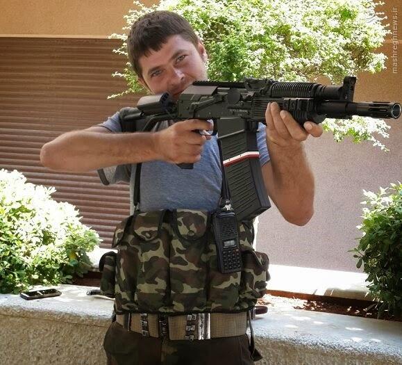 عکس/ سلاح جدید برای ارتش سوریه