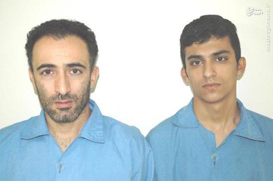 زورگیران تهران حوادث کرج باند زورگیری اخبار کرج اخبار حوادث