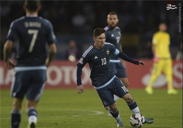 آرژانتین از اروگوئه انتقام گرفت/ مدافع عنوان قهرمانی هنوز فرصت دارد + فیلم و تصاویر