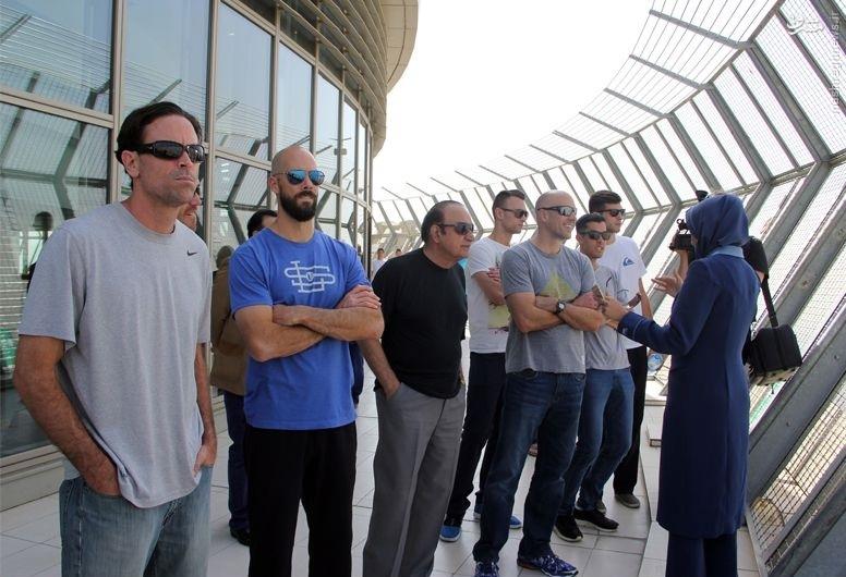 رئیس فدراسیون والیبال آمریکا پس از تهرانگردی چه گفت؟
