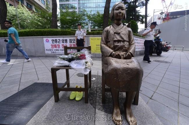 یادمانهای جهانی به یاد زنان جنگ +تصاویر