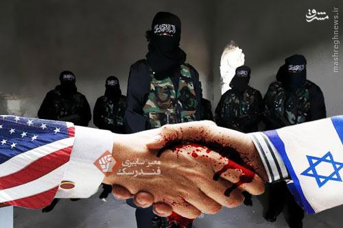 دستور اسراییل به القاعده:از حضر فاصله بگیرید+تصاویرو نقشه