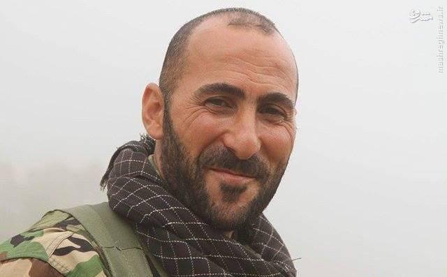 گریه شهید حزب الله در لحظه وداع با خانواده اش+تصاویر