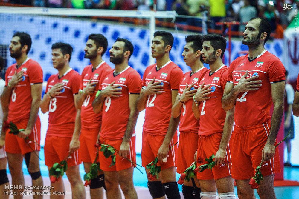 پیروزی قاطعانه ایران مقابل مدافع عنوان قهرمانی/ آمریکا در «آزادی» زانو زد + عکس و جدول
