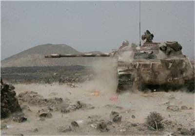 شلیک80 موشک ارتش یمن به گارد مرزی عربستان