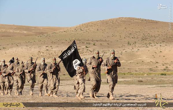 پادگان آموزشی داعش در ریف حماه+تصاویر