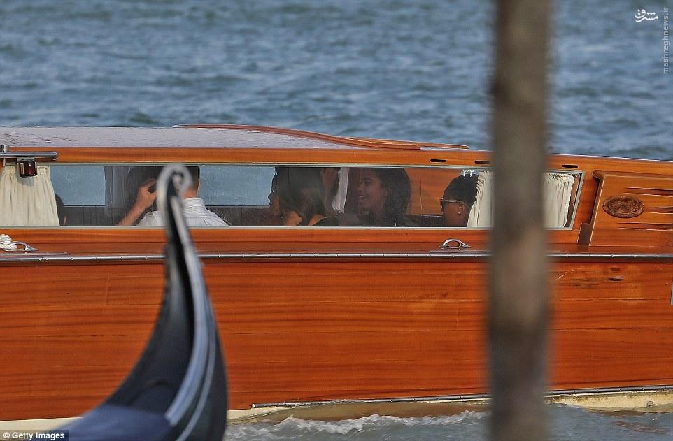 دردسر همسر اوباما برای غواصان + تصاویر