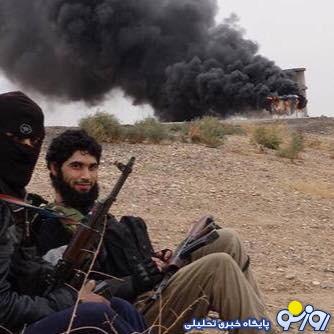 فیسبوک بازی شبانه داعشی ها +عکس