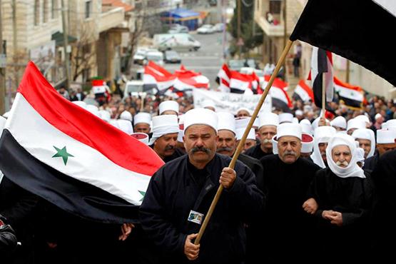 دستاویز تازه رژیم صهیونیستی برای مداخله نظامی در سوریه
