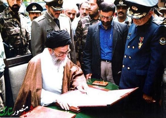 انتشار دستخط رهبری پس از ۲۱ سال+عکس
