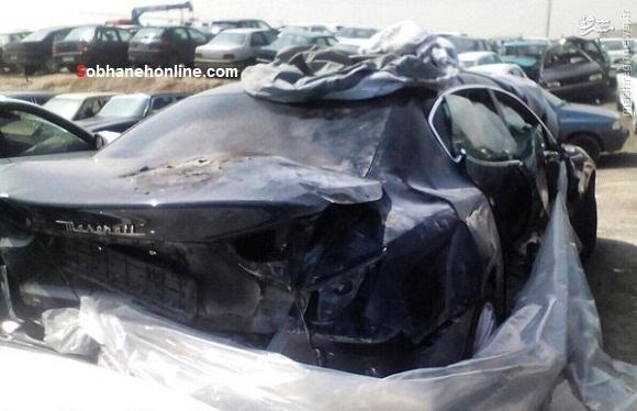 مشخصات مازراتی قیمت مازراتی عکس تصادف خودرو تصادف خودرو لوکس