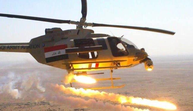 وزیر جنگ داعش در صلاح الدین کشته شد