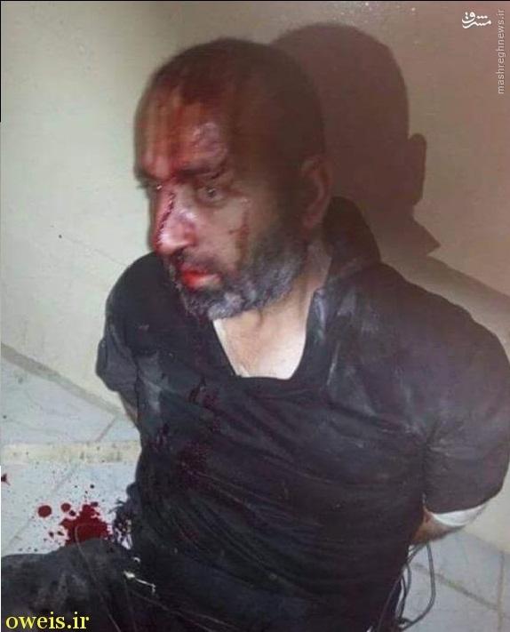 عکس/ ابو جهاد داعش دستگیر شد