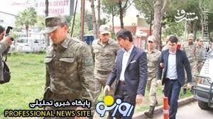 گزارش جنجالی توقیف کامیون سازمان اطلاعات ترکیه +عکس