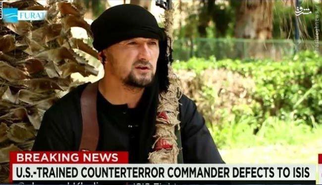 عضو ارشد داعش در آمریکا آموزش دیده است +عکس