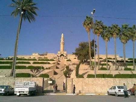 داعش مرقد یونس نبی را تخریب کرد+عکس
