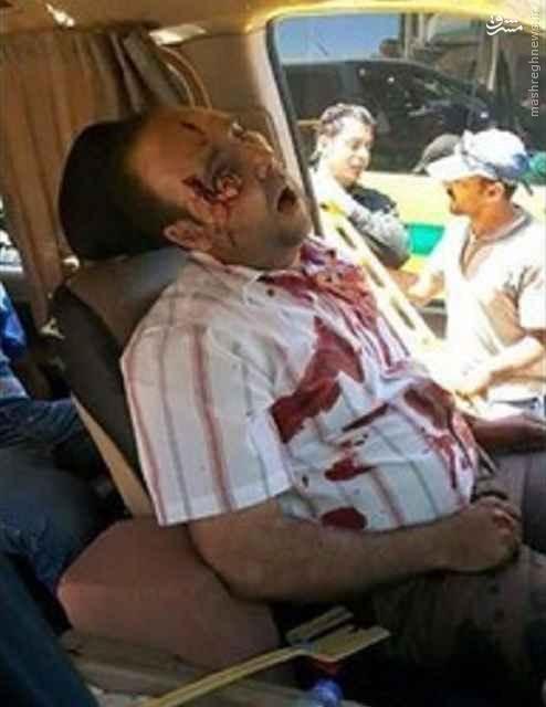 انتشار تصاویر ترور 5 قاضی مصری+تصاویر