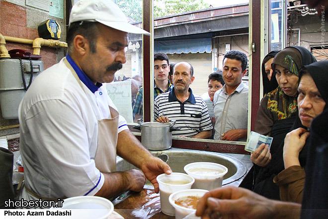حلیم سنتی قزوین