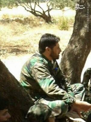 شهادت فرمانده ارشد حزب الله در فوعه و کفریا+تصاویر