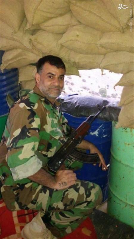 گروگان سابق تروریستها رزمنده حزب الله شد+تصاویر