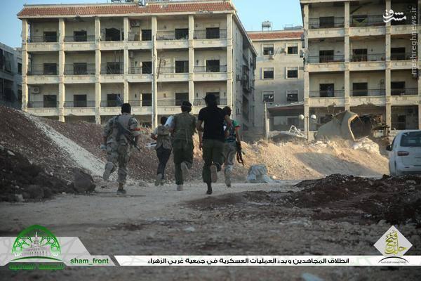 تشکیل اتاق عملیات مشترک جدید تروریستهای حلب/حمله سراسری تروریستها به محلات غربی حلب/انهدام آثار باستانی توسط داعش