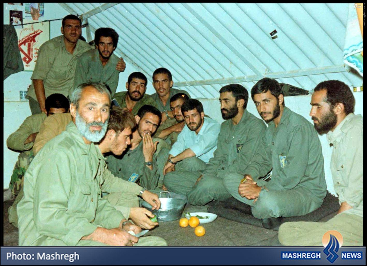 سرداری که می گفت: من «حاج احمدی» هستم+تصاویر