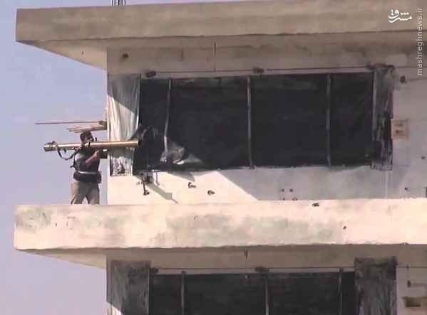 حمله داعش به سینای مصر به روایت تصویر