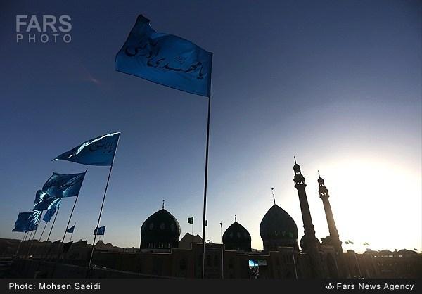 ساخت مسجدی به دستور امام زمان(عج) + عکس