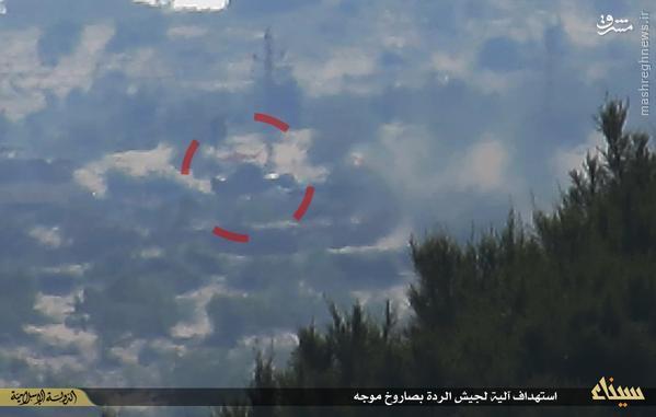 جزئیات حمله داعش به سینای مصر+تصاویر