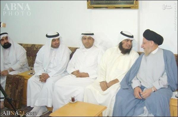 مجتهد و مبارزی که «نصرالله» کویت لقب گرفت + تصاویر و فیلم