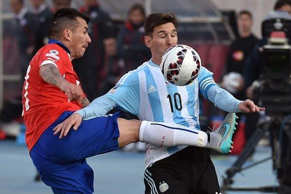 ناکامی دیگری برای مسی و آرژانتین در فینال/ شیلی قهرمان شد