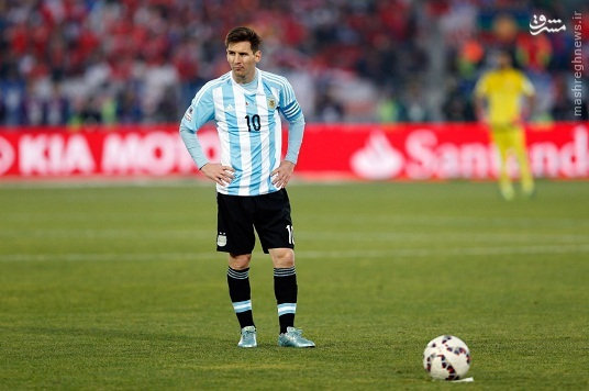 یک ناکامی دیگر برای مسی و آرژانتین/ شیلی برای نخستین بار قهرمان شد