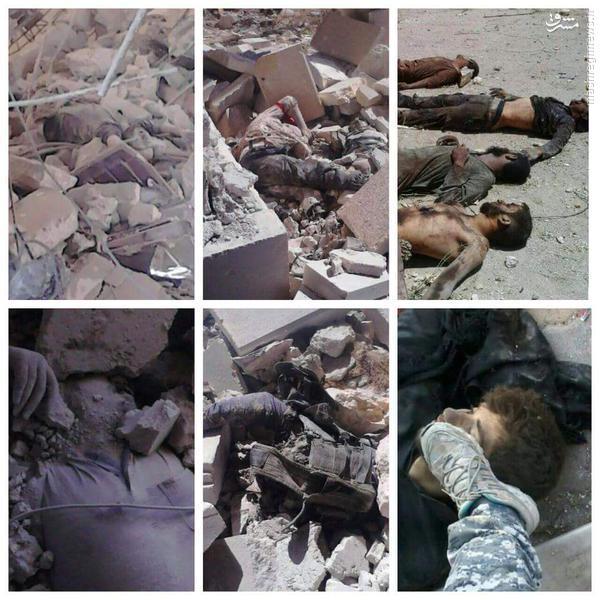 عملیات مشترک ارتش سوریه و حزب الله در زبدانی/انهدام 150 مرکز تروریستها/تصرف کامل بخش غربی شهر توسط رزمندگان/ شکست عملیات برکان الثائر تروریستها در شرق زبدانی/آماده انتشار