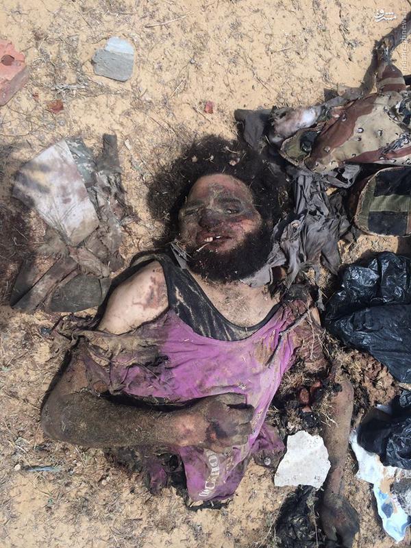 هلاکت تروریستهای داعش در کمین ارتش مصر+تصاویر+18