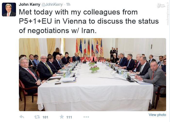 آغاز روز دهم مذاکرات/ احتمال ادامه مذاکرات تا صبح پنجشنبه/همه وزرای خارجه به وین آمدند/ مقام ایرانی: میخواهیم توافق کنیم اما نه به هر قیمتی+عکس و فیلم