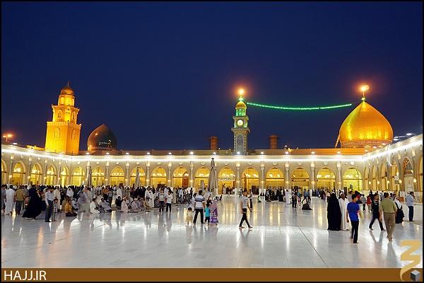 مسجدي كه حضرت آدم(ع) بنا کرد+ تصاویر