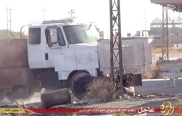 جشنواره حملات انتحاری داعش در بیجی و سنجار+تصاویر