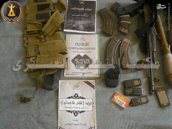 هلاکت و دستگیری عناصر داعش در سینای مصر+تصاویر